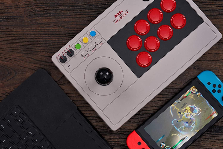 8Bitdo Arcade Stick for Nintendo Switch & Windows