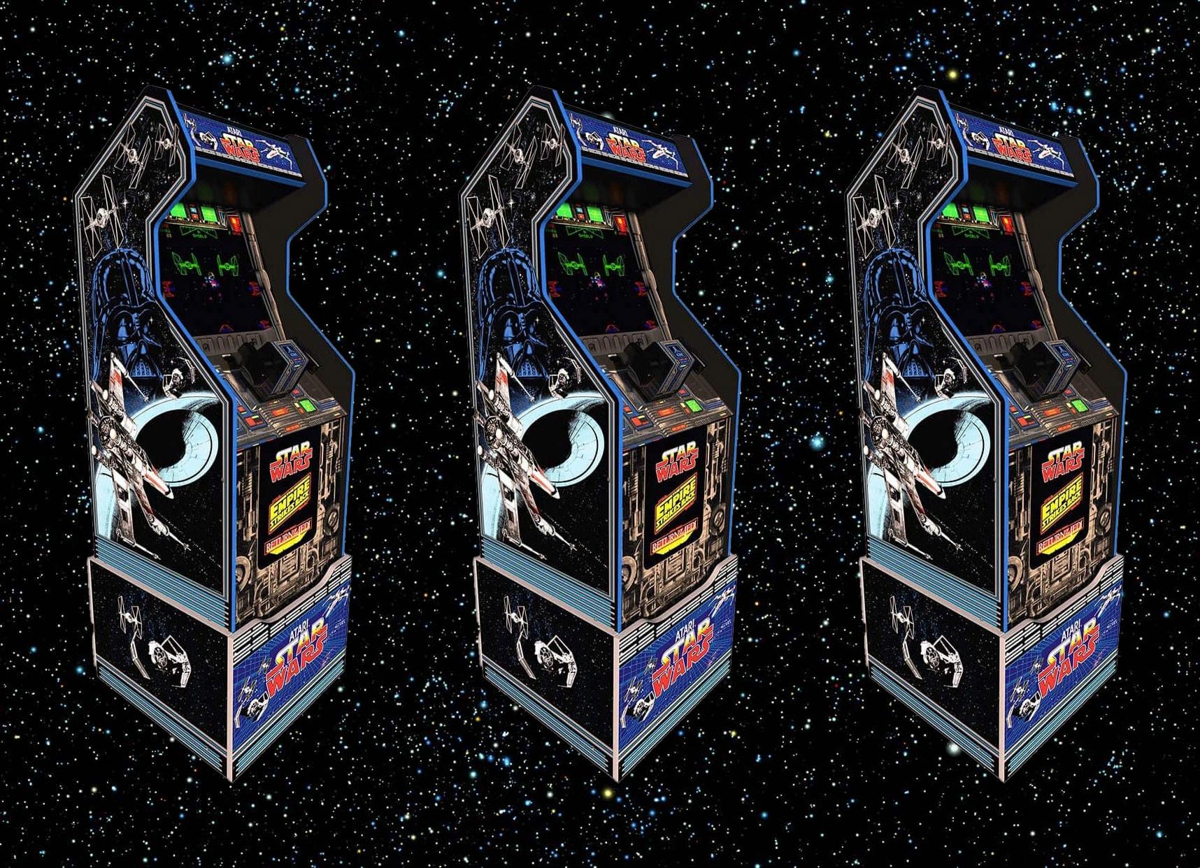 Arcade1Up Star Wars Home Arcade Cabinet