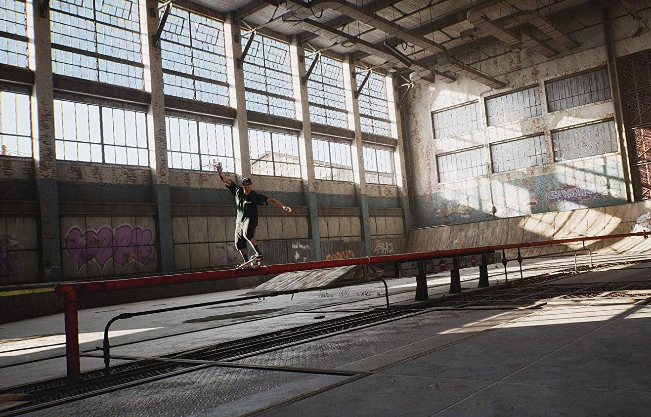 Tony Hawk's Pro Skater 1 2 PS4