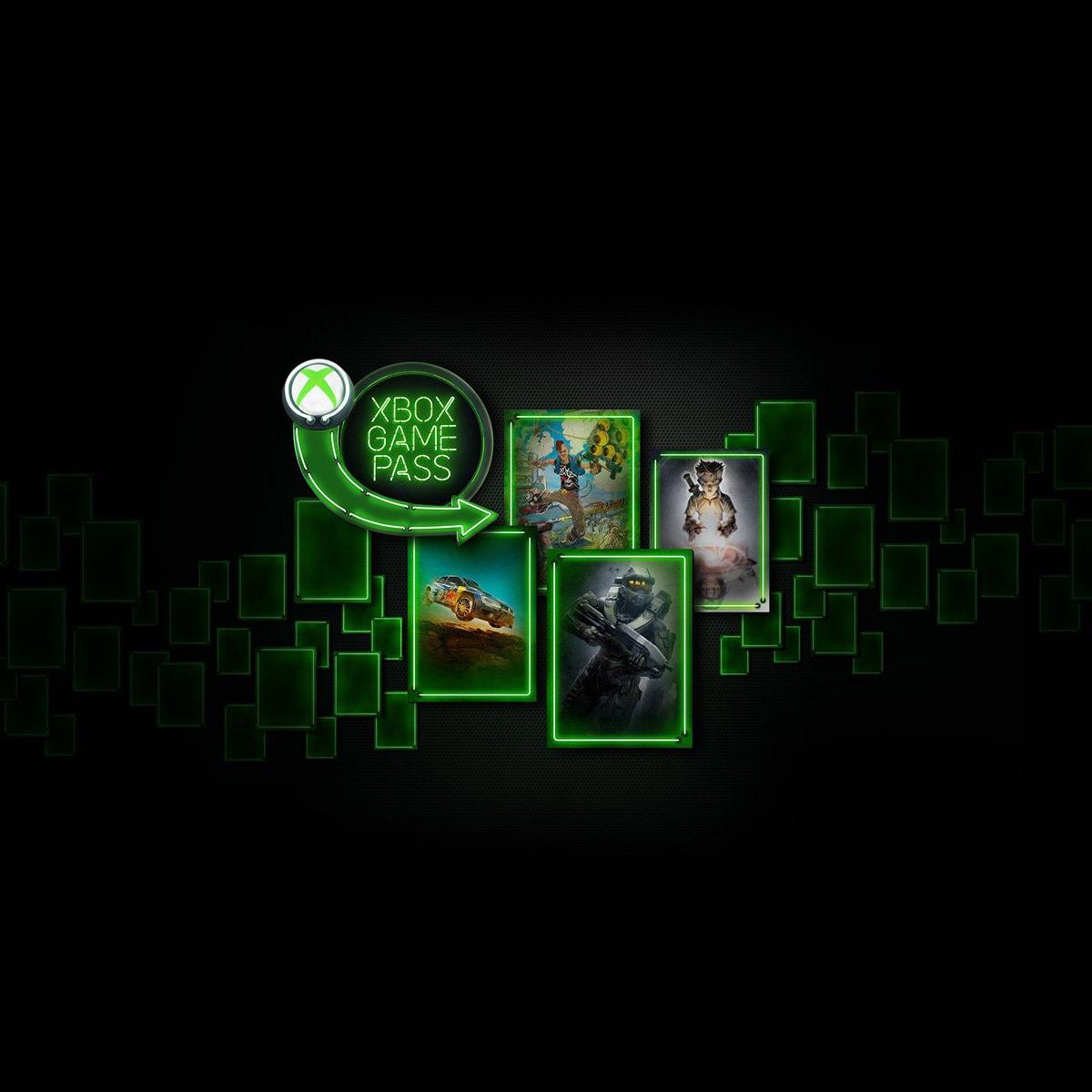 Xbox Game Pass 6 Month Membership