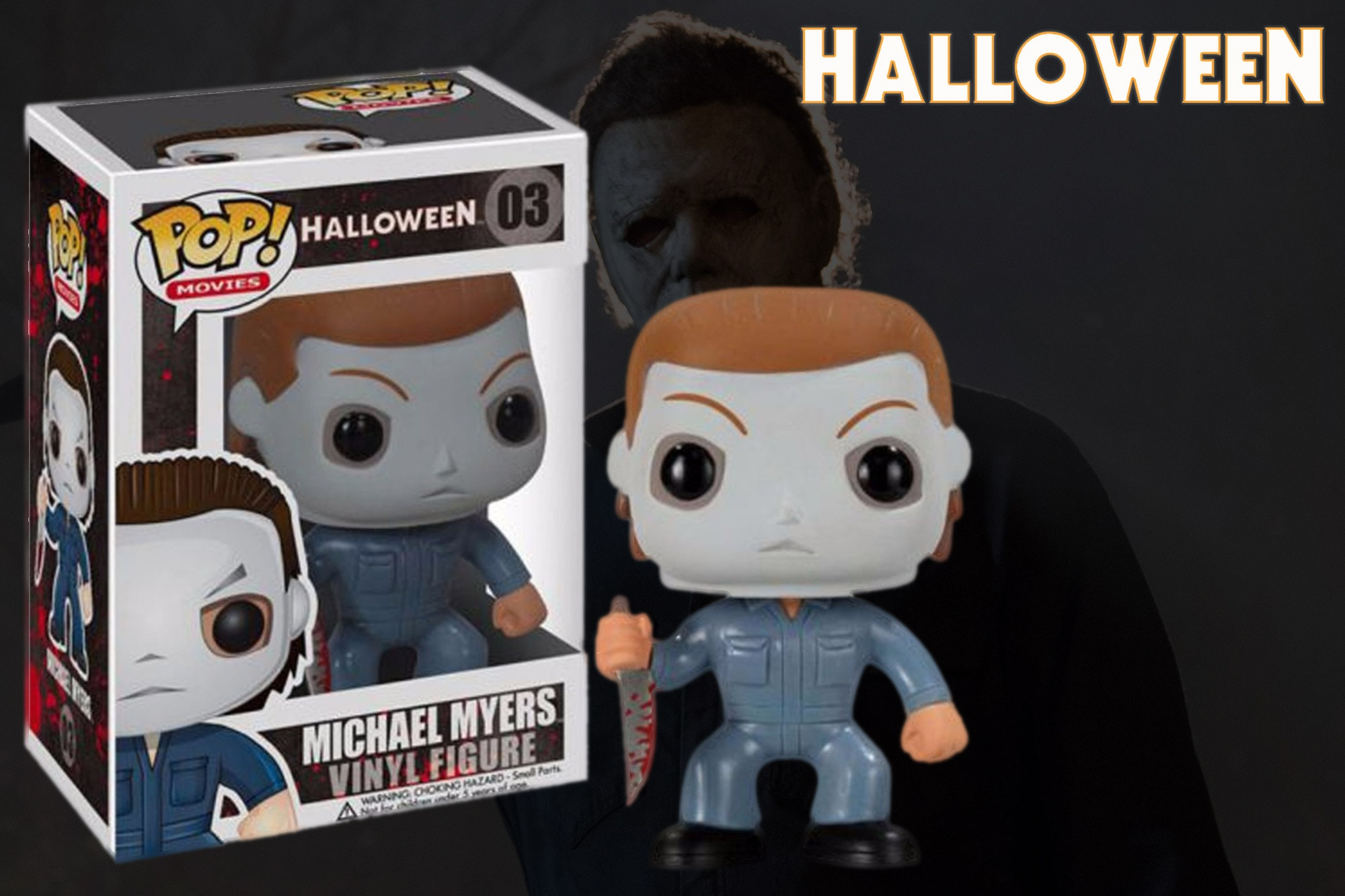 michael myers funko pop