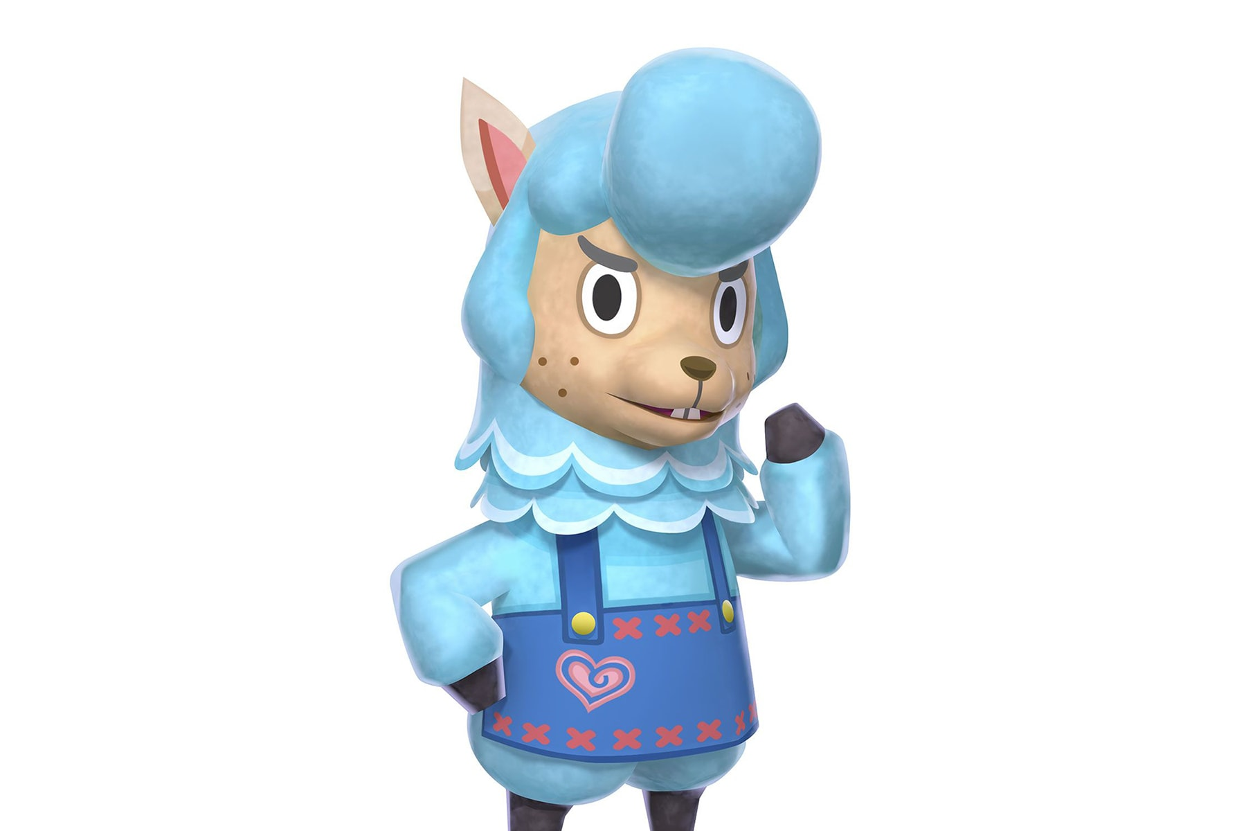 Cyrus animal crossing new horizons