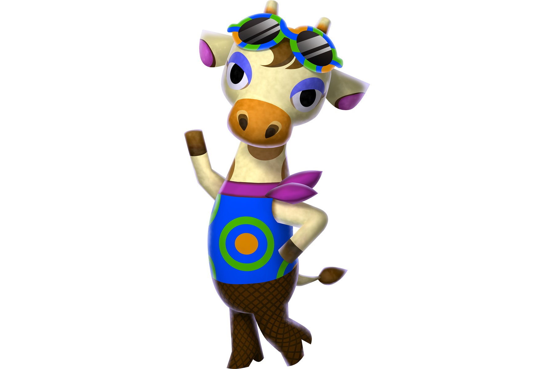 Gracie animal crossing new horizons