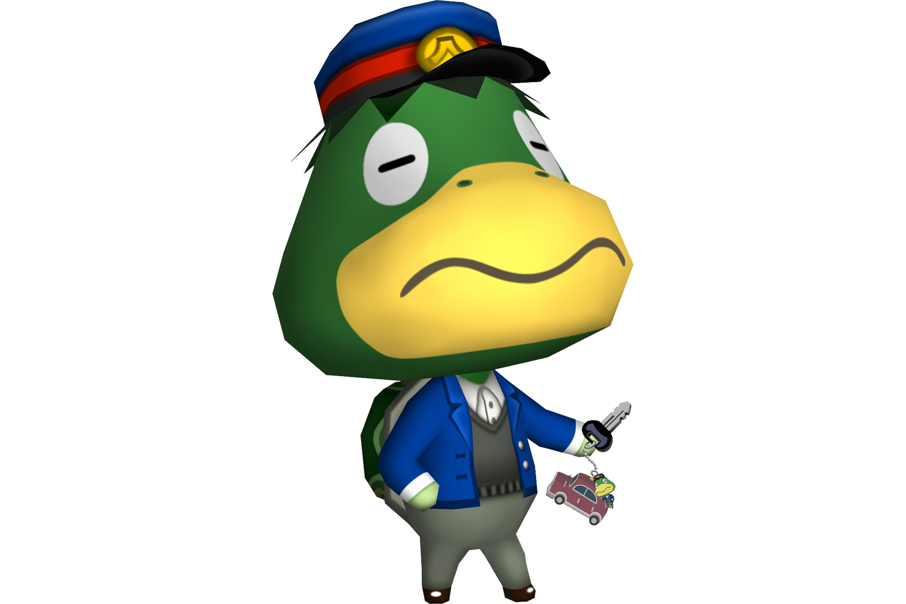 Kapp'n animal crossing new horizons