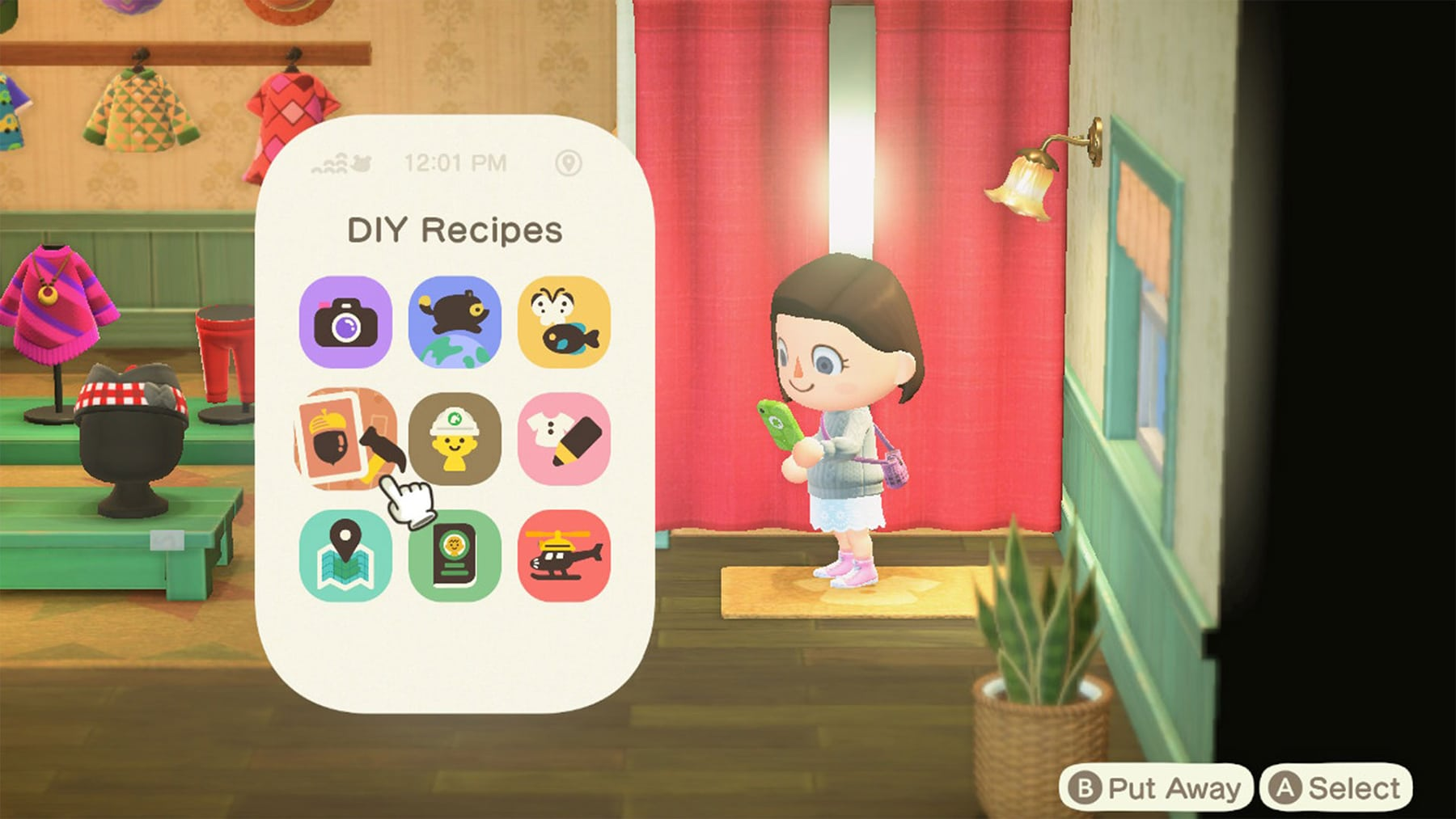 animal crossing diy