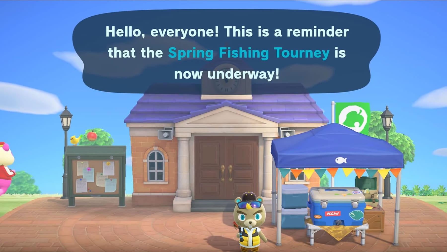 animal crossing festivals