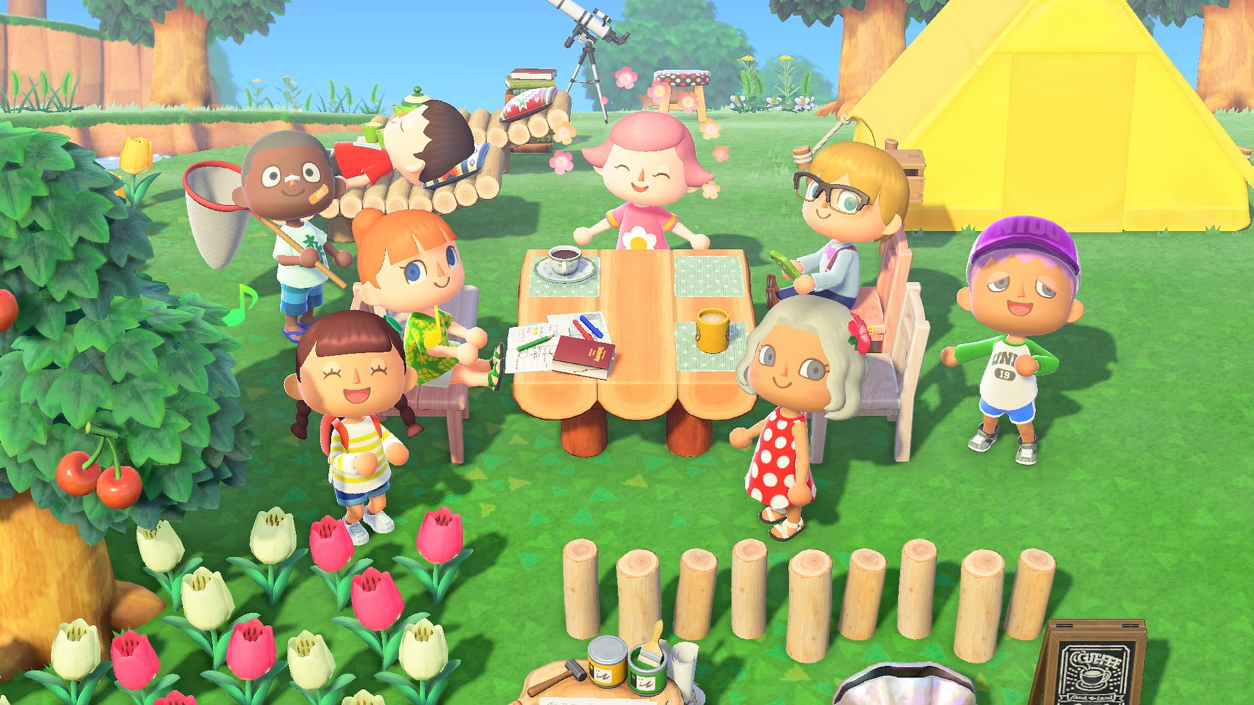 animal crossing items