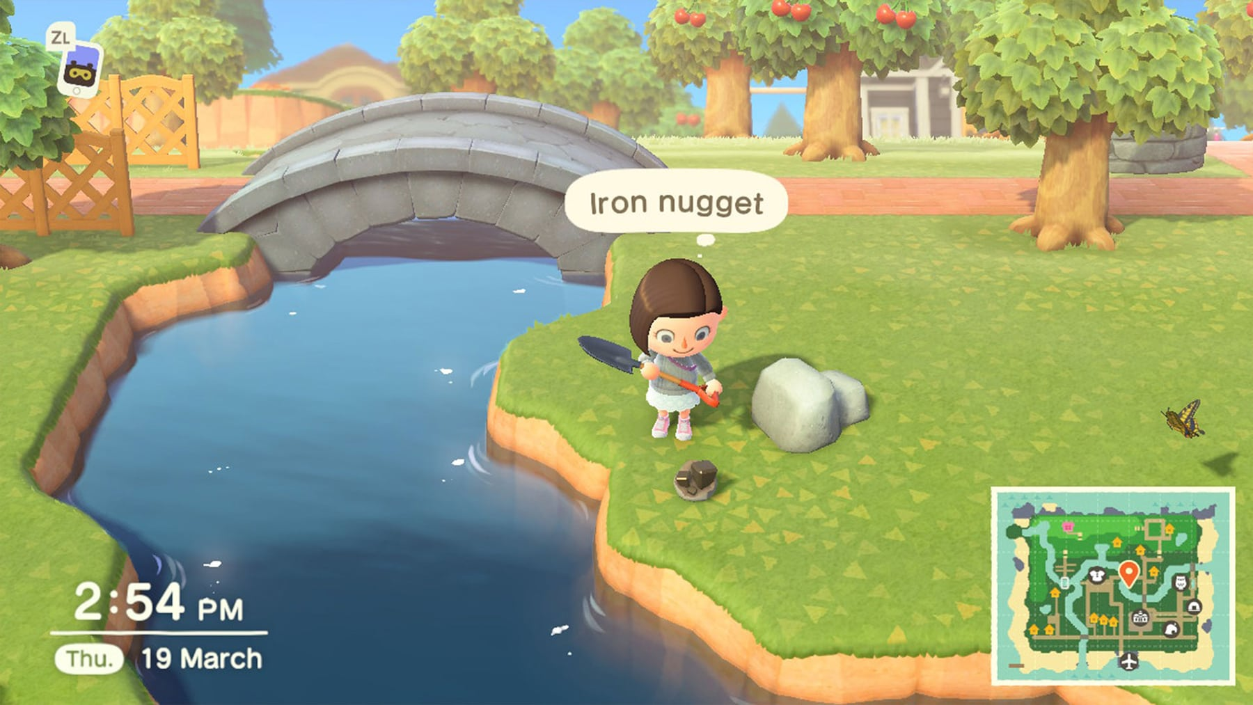 animal crossing new game