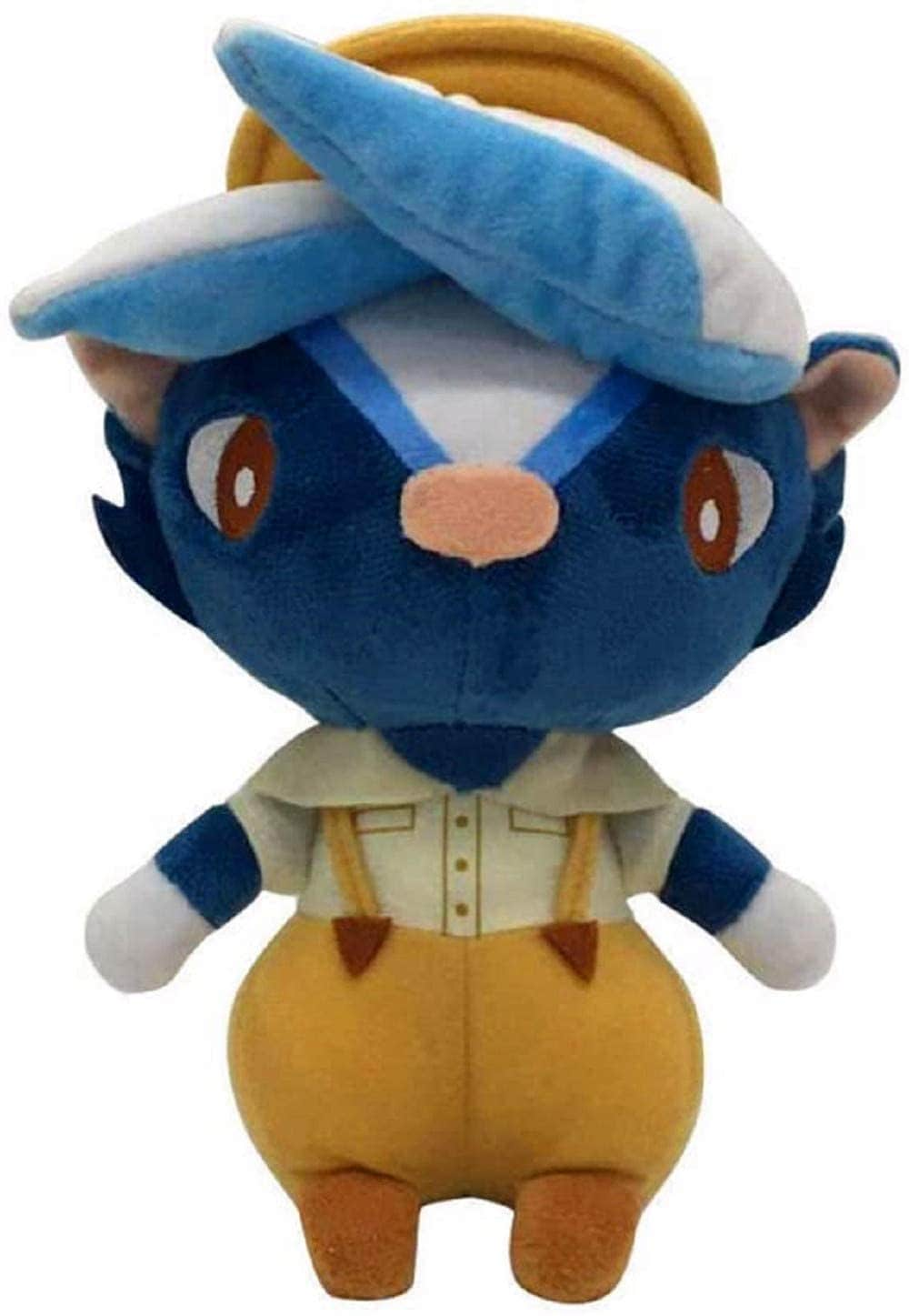 animal crossing plushie