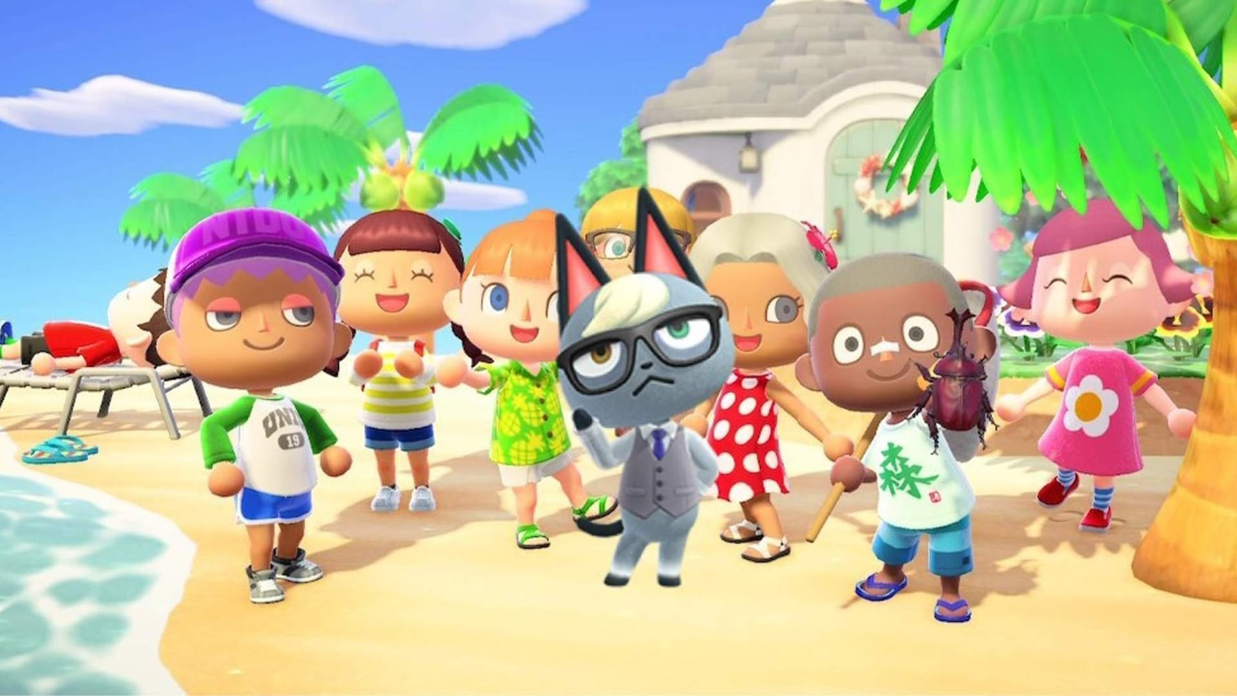animal crossing special characters