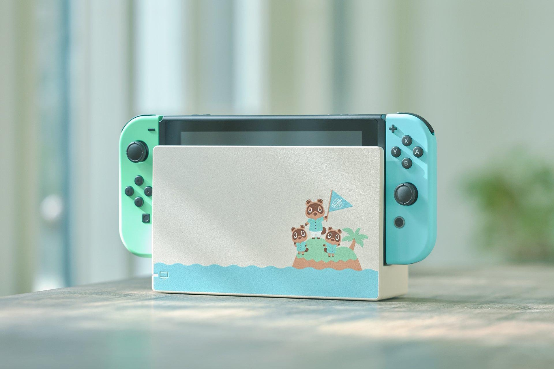 can you play animal crossing on nintendo switch