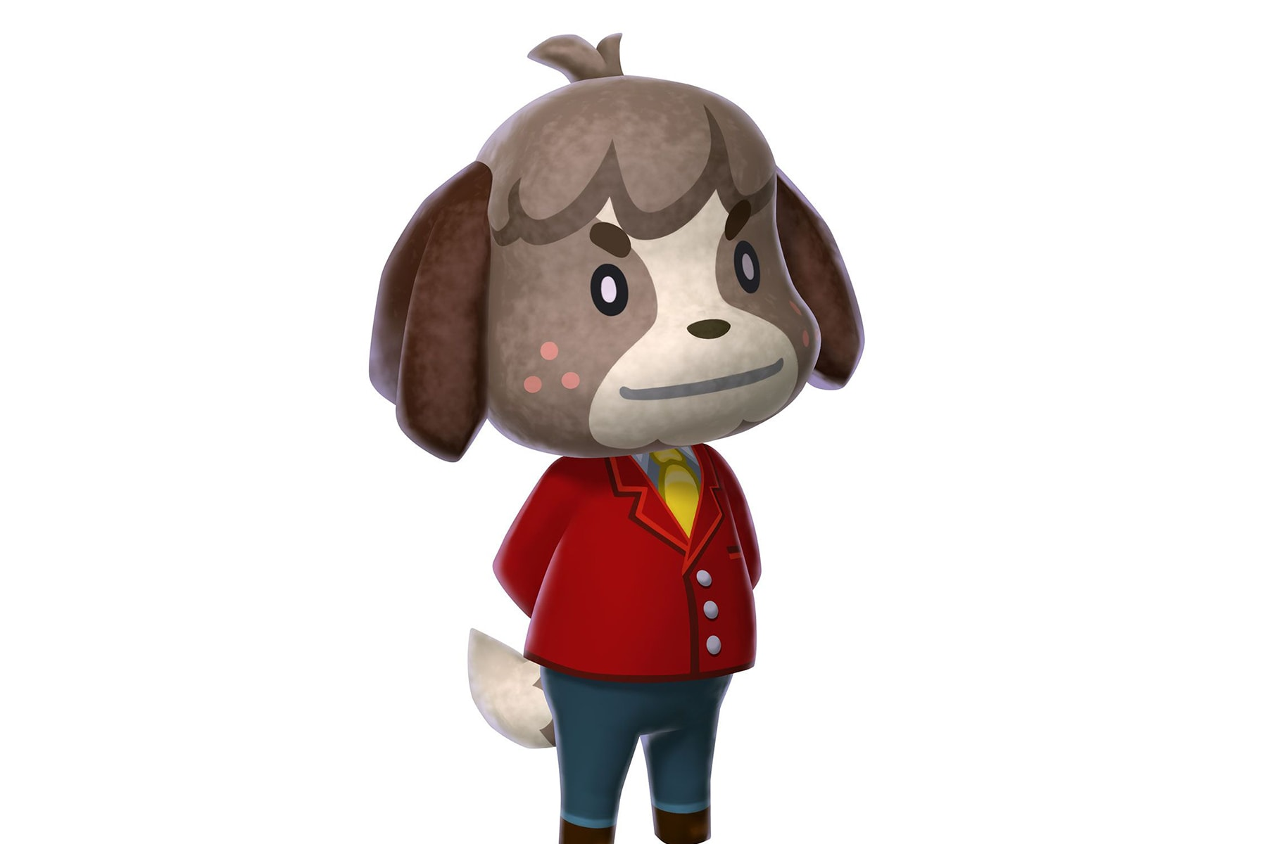 digby animal crossing new horizons