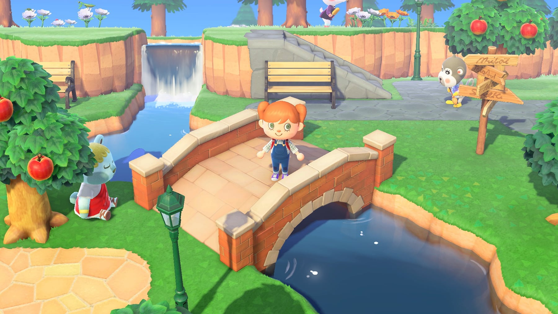 how to play animal crossing