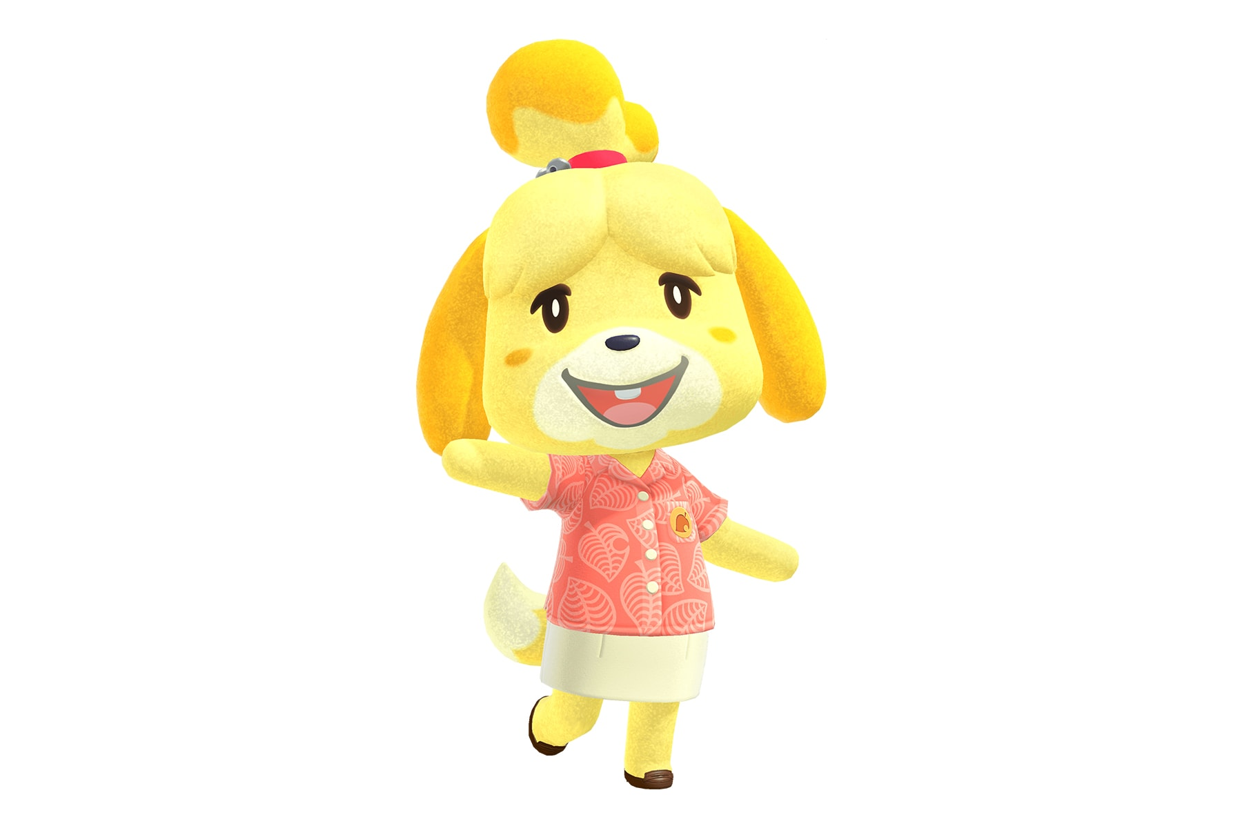 isabelle animal crossing new horizons