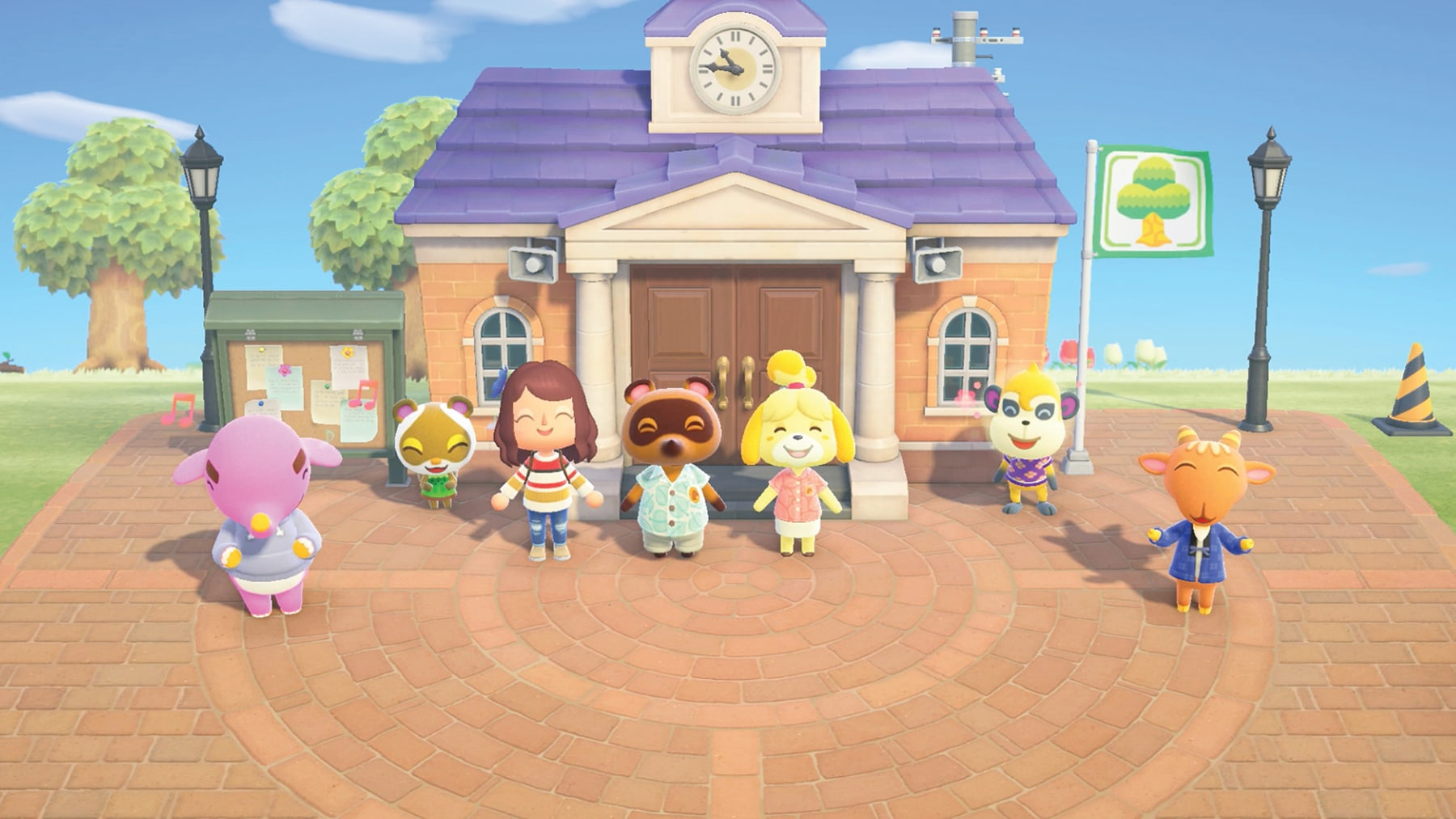 new animal crossing game