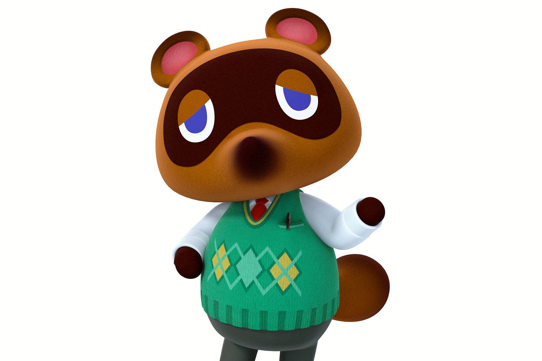 tom nook animal crossing new horizons